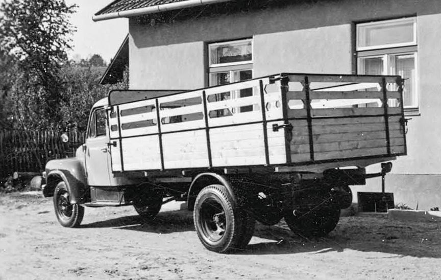 Fahrzeug 60er
