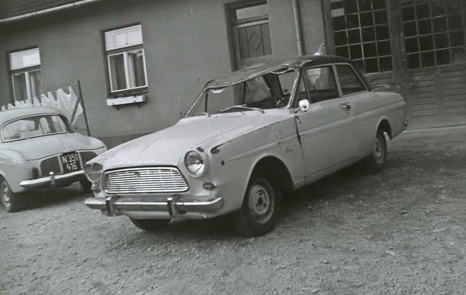Fahrzeug 70er