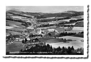 Altes Bild von Krumbach