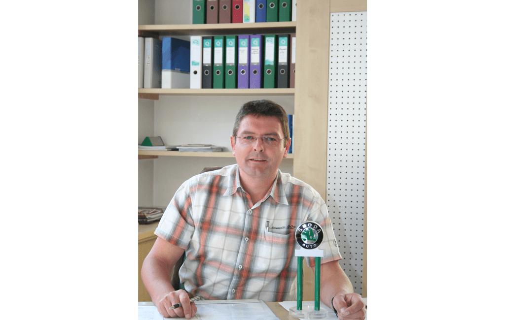 Gottfried Geigner