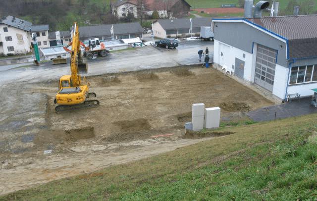 Erweiterung Karosserie- und Lackiecenter