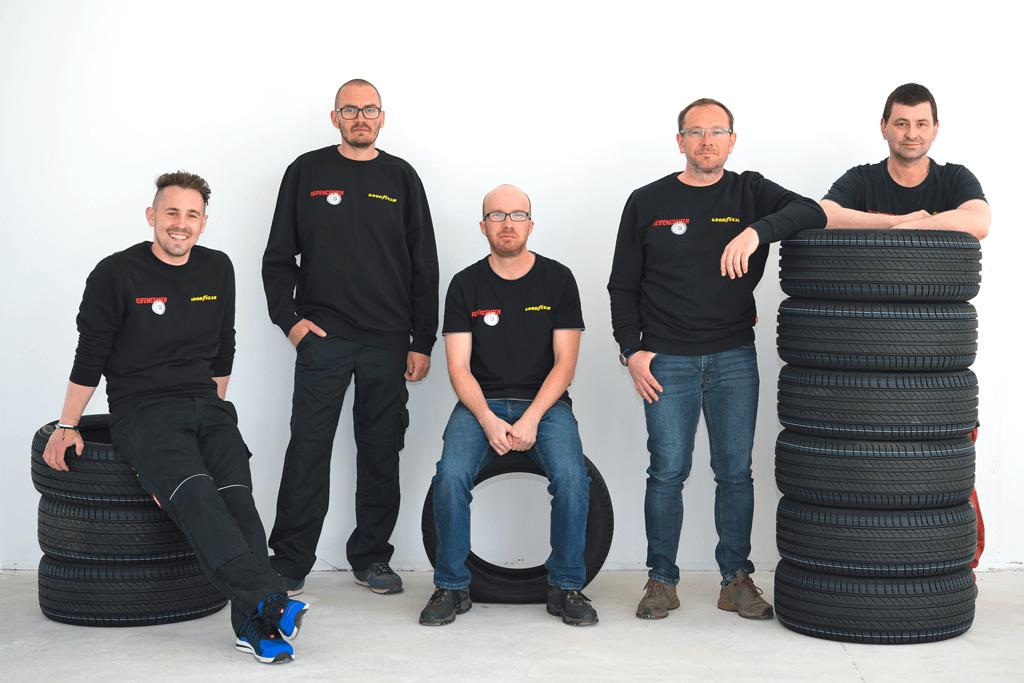 Team des Reifencenters